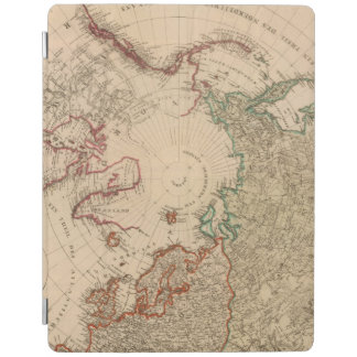 Northern Hemisphere, Arctic iPad Cover