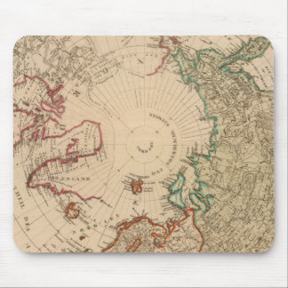 Northern Hemisphere, Arctic Mouse Mat