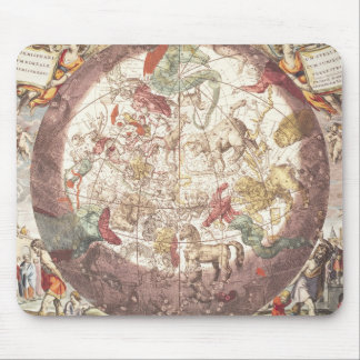 Northern  Hemisphere, from 'The Celestial Mouse Mat