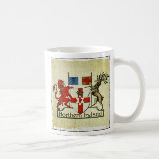 Northern Ireland Coat-Of-Arms mug