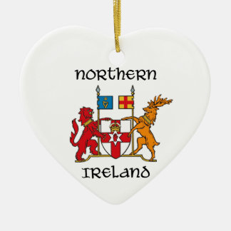 Northern Ireland - coat of arms/symbol/emblem Christmas Ornament