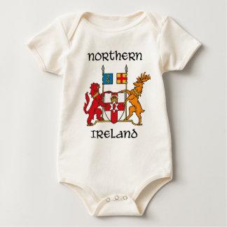 Northern Ireland - coat of arms/symbol/emblem Baby Bodysuits