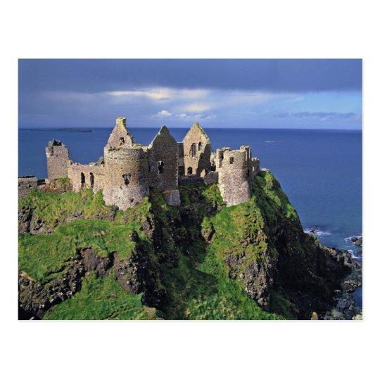 Northern Ireland, County Antrim, Dunluce Postcard