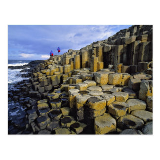 Northern Ireland County Antrim Giant s Postcard