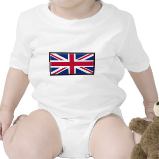 Northern Ireland Flag Baby Creeper