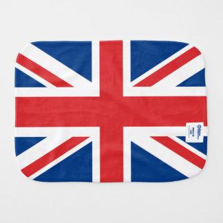 Northern Ireland Flag Burp Cloth