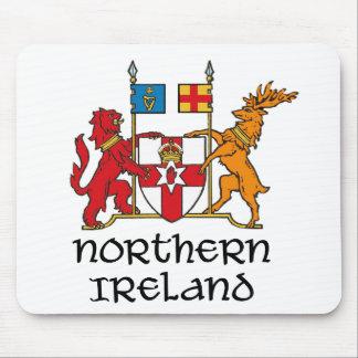 NORTHERN IRELAND - flag coat of arms emblem symbol Mousepad