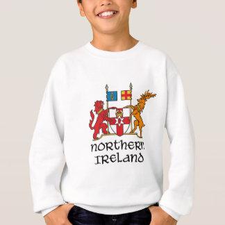 NORTHERN IRELAND - flag/coat of arms/emblem/symbol Sweatshirt