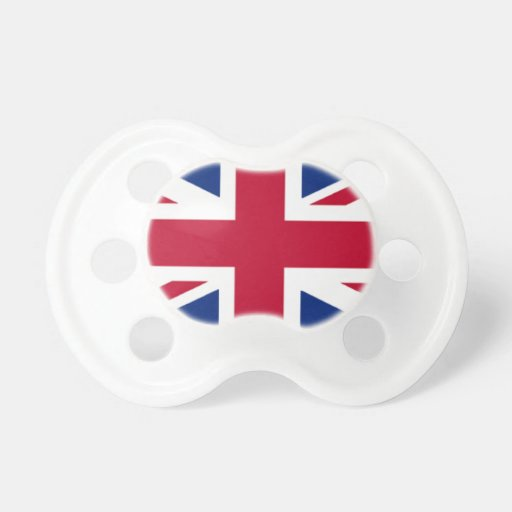 Northern Ireland Flag Pacifiers