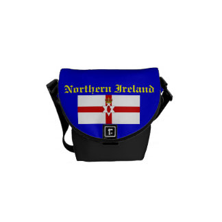 Northern Ireland Flag Messenger Bag - Mini