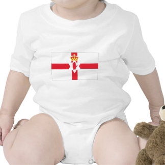 Northern Ireland Flag Bodysuit