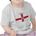 Northern Ireland flag, Ulster Tshirts