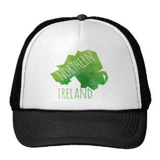 Northern Ireland Map Cap