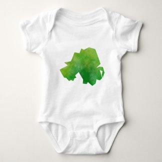 Northern Ireland Map Infant Creeper