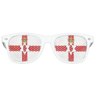 Northern Ireland Retro Sunglasses