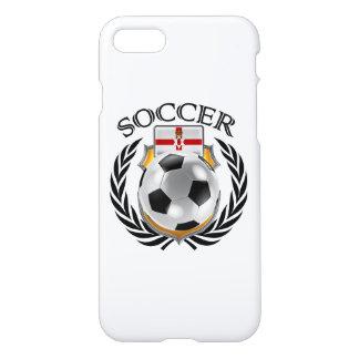 Northern Ireland Soccer 2016 Fan Gear iPhone 7 Case