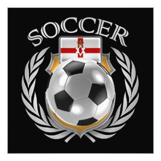 Northern Ireland Soccer 2016 Fan Gear Photograph