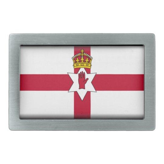 Northern Ireland (Ulster) Flag Belt Buckle