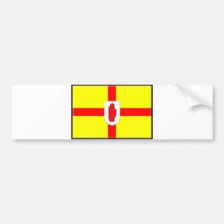 Northern Ireland (Ulster) Flag Bumper Sticker