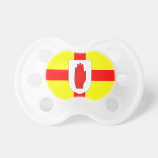 Northern Ireland (Ulster) Flag Pacifier
