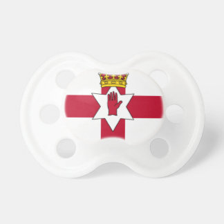 Northern Ireland (Ulster) Flag Baby Pacifier