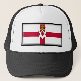 Northern Ireland (Ulster) Flag Trucker Hat