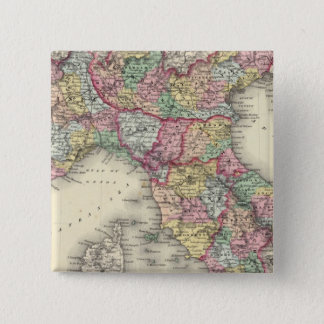 Northern Italy 15 Cm Square Badge