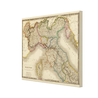 Northern Italy 2 Gallery Wrapped Canvas