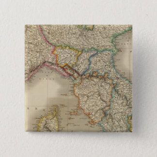 Northern Italy 3 15 Cm Square Badge