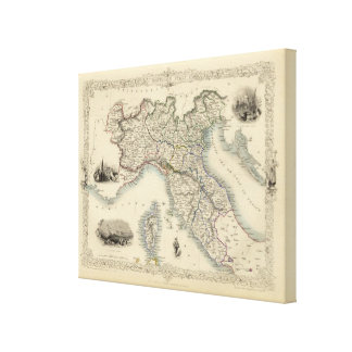 Northern Italy 3 Canvas Print