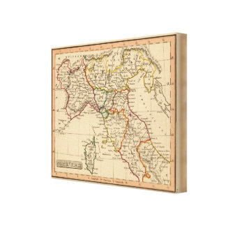 Northern Italy 4 Canvas Print