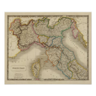 Northern Italy 4 Poster