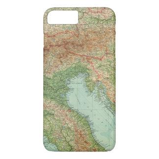 Northern Italy, Austria, &c iPhone 8 Plus/7 Plus Case