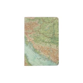 Northern Italy, Austria, &c Passport Holder