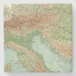 Northern Italy, Austria, &c Stone Coaster
