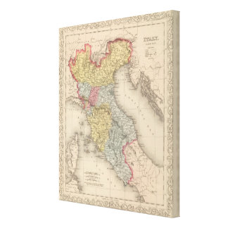 Northern Italy Canvas Print