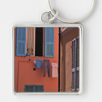 Northern Italy, Morning Light Key Chains