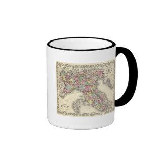 Northern Italy Mugs