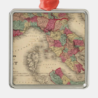 Northern Italy Southern Italy Christmas Ornament
