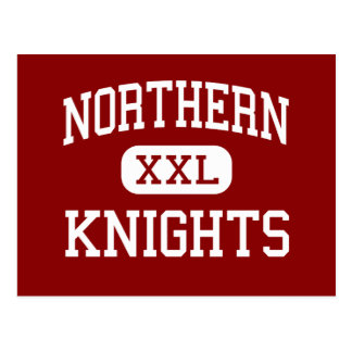 Northern - Knights - Middle - Hagerstown Maryland Postcard