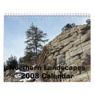 Northern Landscapes 2008 Ca... Calendar