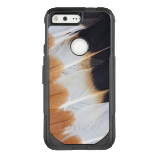 Northern Lapwing Feather Abstract OtterBox Commuter Google Pixel Case