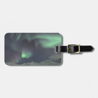 Northern Lights 3 Luggage Tag