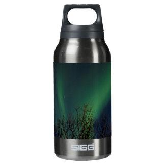 Northern Lights - Aurora Borealis Iceland Insulated Water Bottle