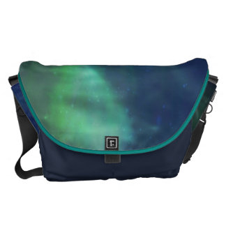 Northern Lights Aurora Borealis Courier Bags
