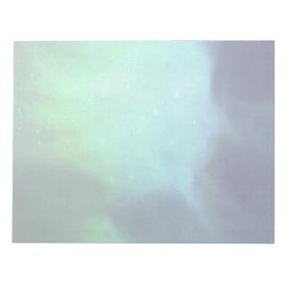 Northern Lights / Aurora Borealis Notepad