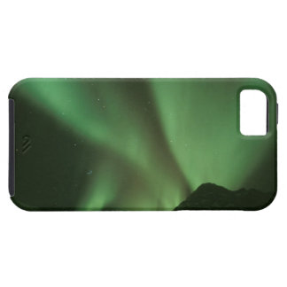 Northern lights, Aurora borealis on foothills of Case For The iPhone 5