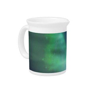 Northern Lights / Aurora Borealis Pitcher