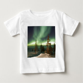 Northern Lights Canada Baby T-Shirt