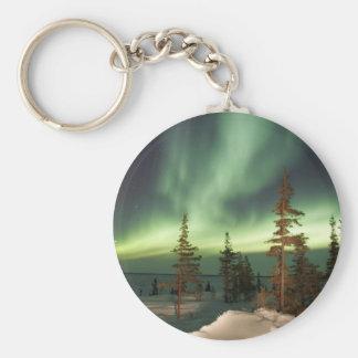 Northern Lights Canada Key Chain